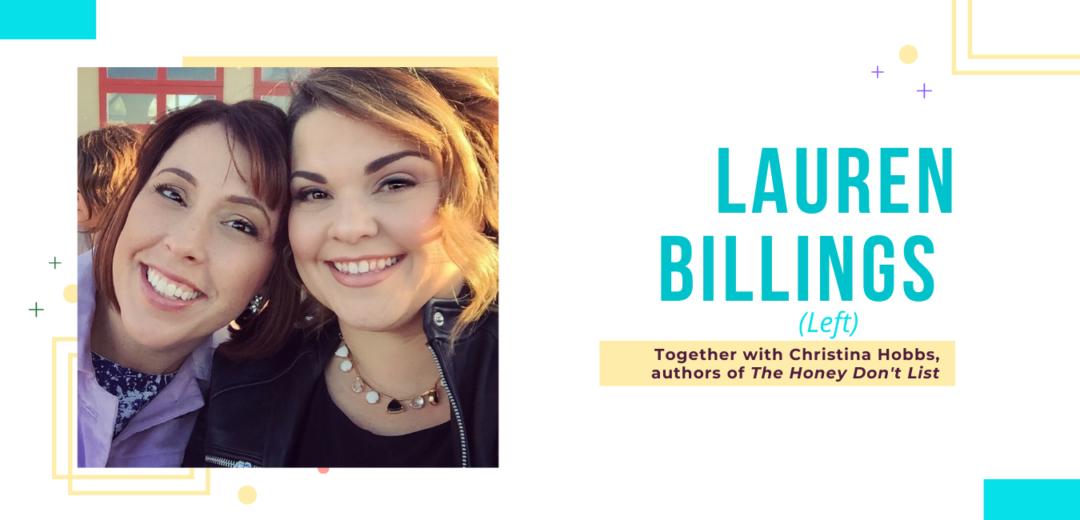 An Interview with Lauren Billings
