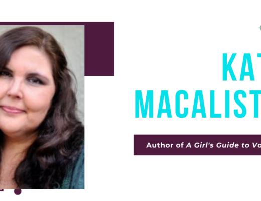Author Katie MacAlister
