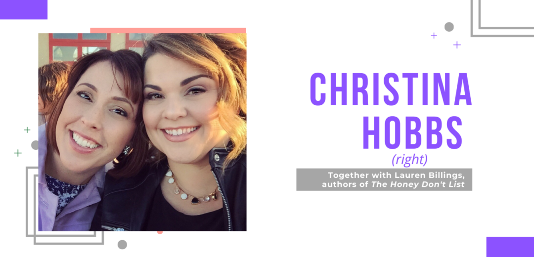 An Interview with Author Christina Hobbs